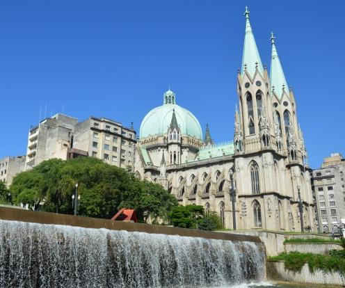 Catedral Metropolina da Sé - Foto Rodrigo Soldon