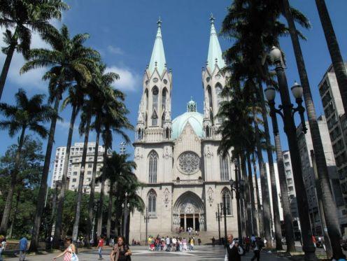 Catedral Metropolitana da Sé de São Paulo - Foto Wikimédia.JPG