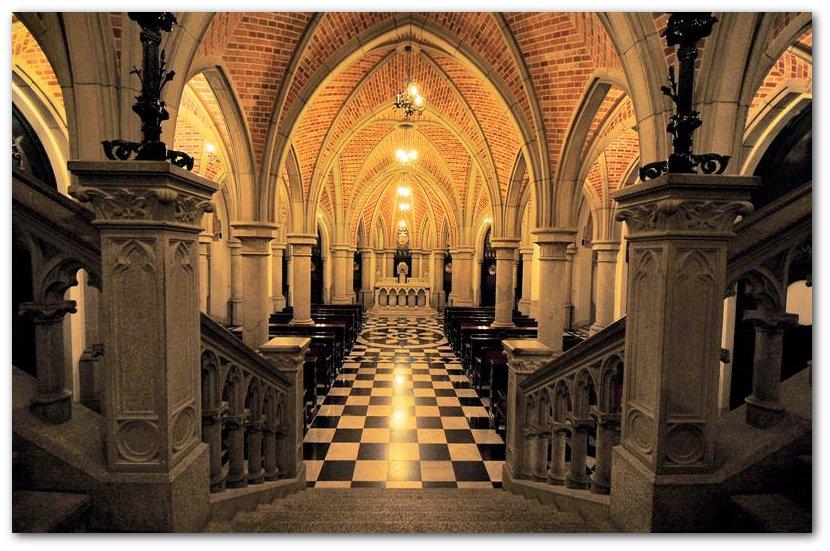 Cripta da Catedral da Sé - Foto Wikipédia