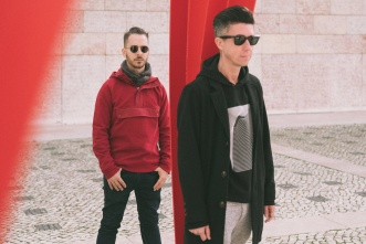 O músico Junior Lima e o DJ Julio Torres - Foto Fernando Mazza (1)