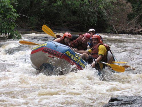 Rafting no Rio Jacaré Pepira - Wikipédia