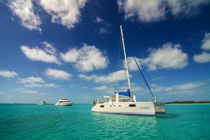 Bahamas - barcos