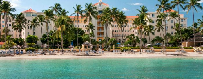 British Colonial Hotel - Fachada