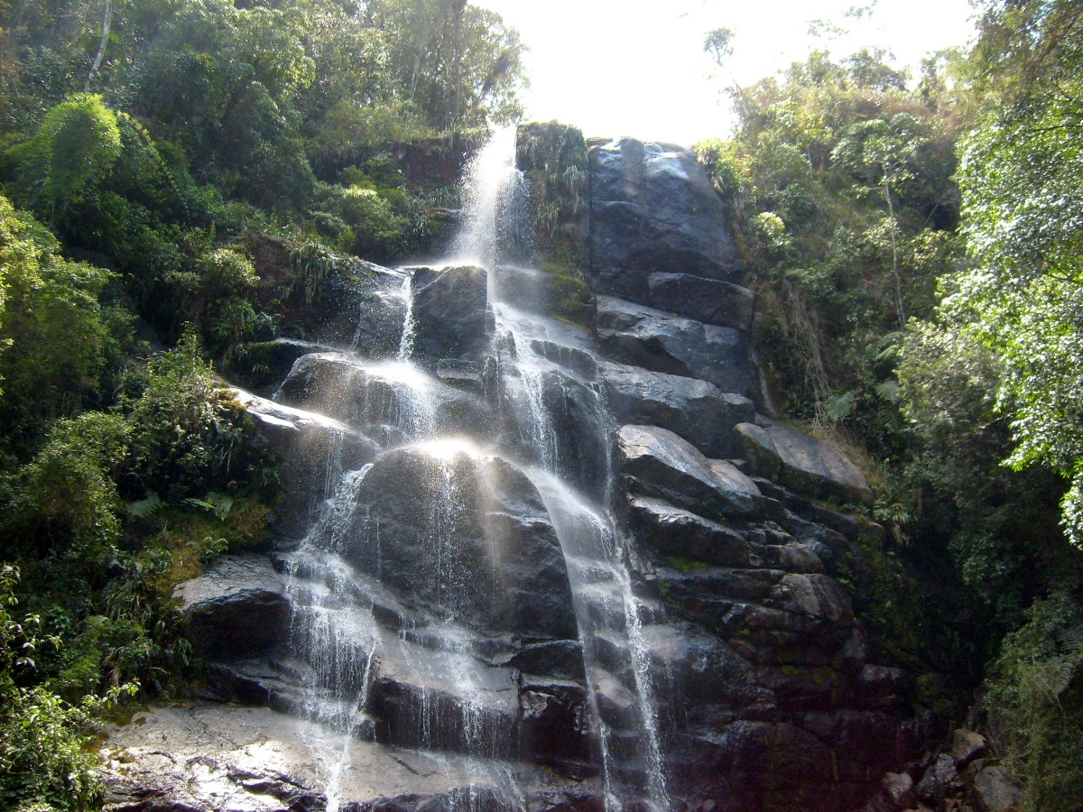 Cachoeira_Véu_da_Noiva - Serra da Bocaina