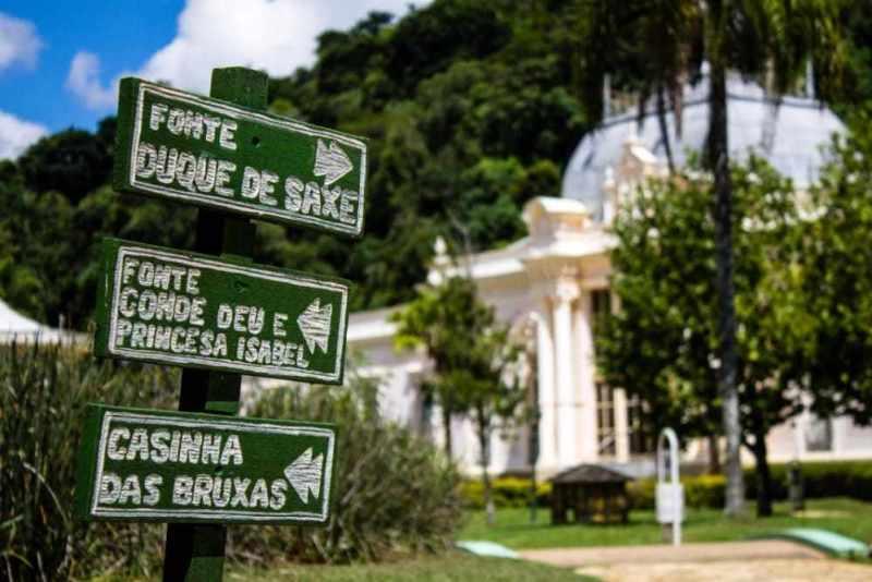 Caxambu-Parque das Águas -Foto Rodrigo Azevedo - Site Caminhos Religiosos da Estrada Real