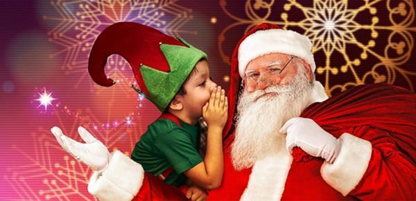 Papai Noel - Recanto Cataratas
