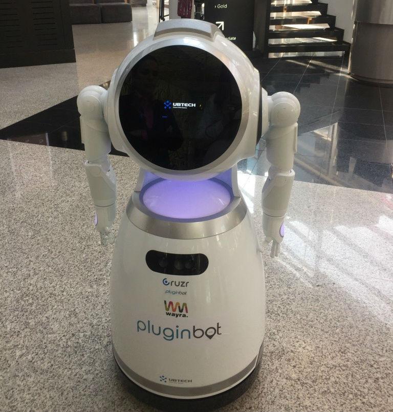 Robô 1