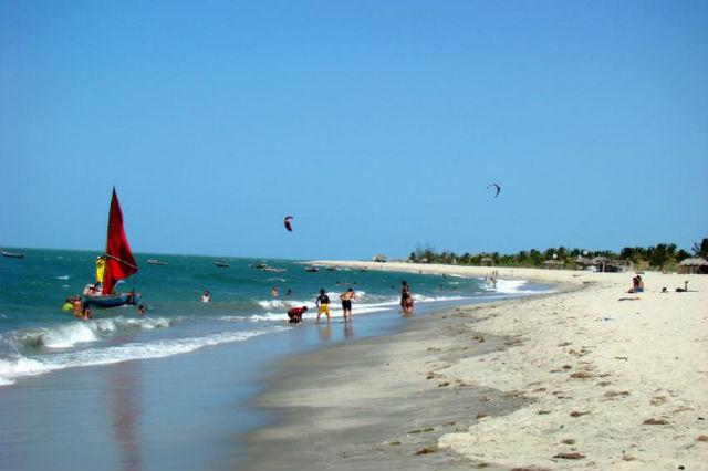 Praia de Barra Grande - Foto Edilson Morais Brito - Divulgação