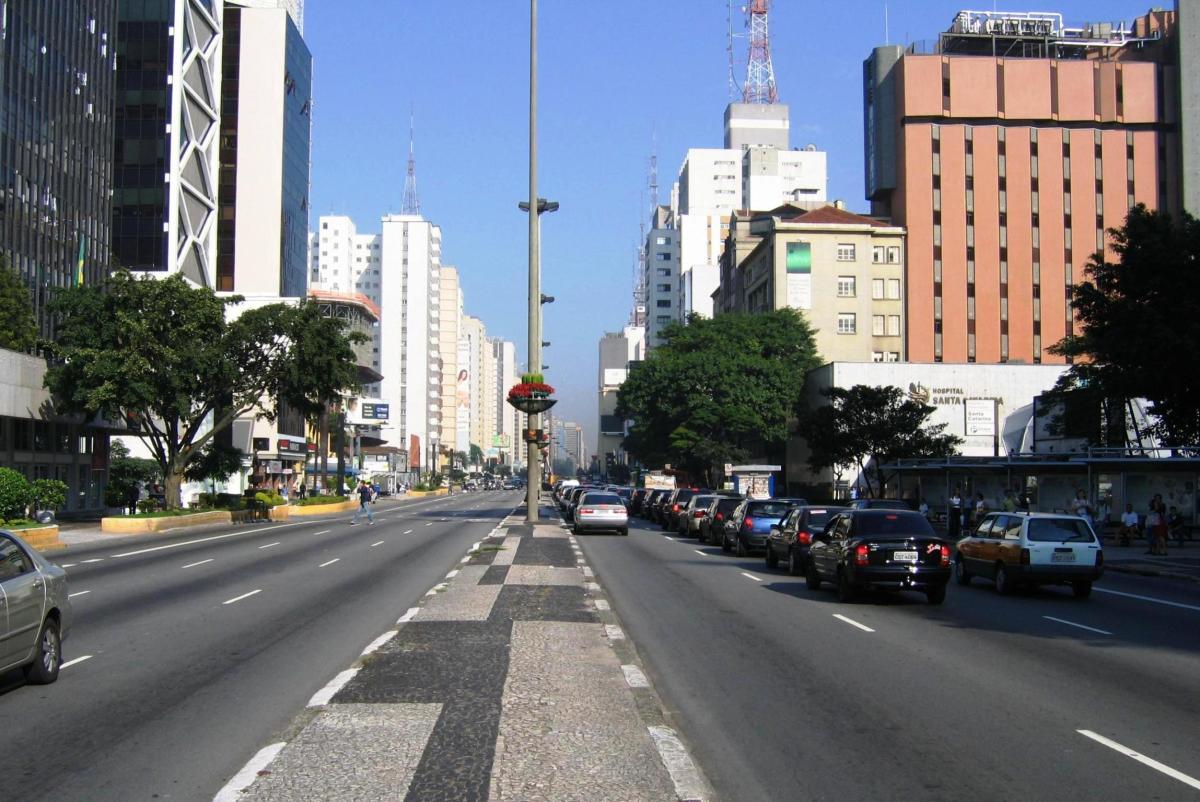 avenida_paulista - foto wwikimedia