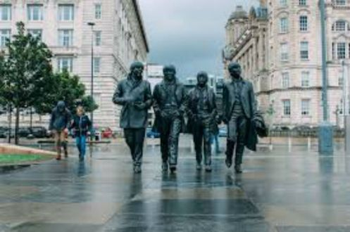 Liverpool - Beatles - Pixabay