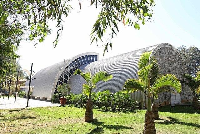 Entrada do Museu Mazzaropi - Foto Wikipédia