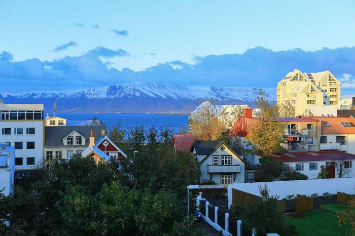 Islância - Cidade de Reykjavik - Divulgação - Abre