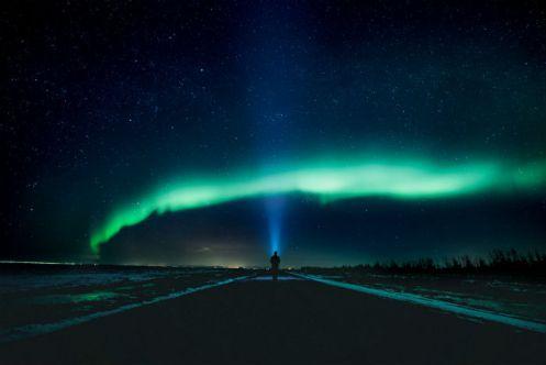 Islândia - Aurora