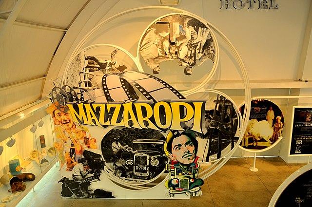 Roda Gigante - Museu_Mazzaropi - Foto Wikipedia