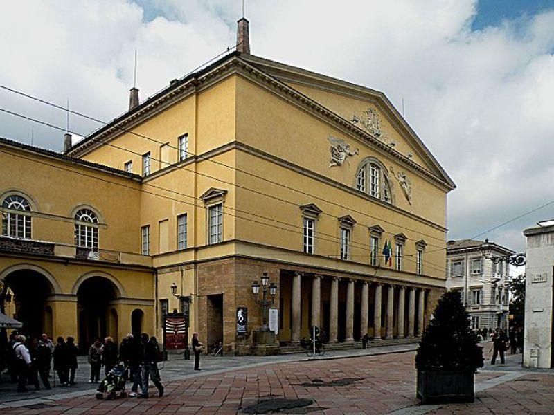 Teatro Regio di Parma - Foto Commons