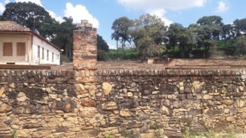 Fazanda Atalaia - Muros de taipa