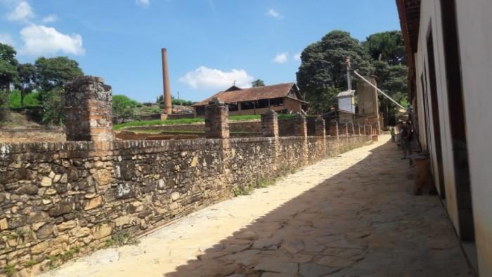 Fazenda Atalaia - Corredor