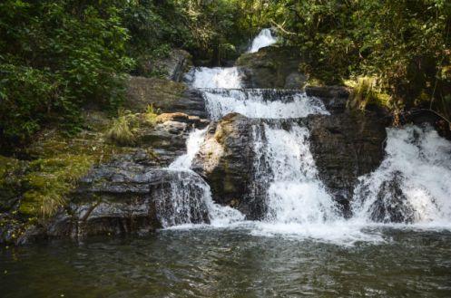 Quilombo de Ivaporunduva na região do Vale do Ribeira sul do Estado de São Paulo uma das raras localidades de Mata Atlântica preservada