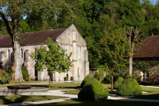 Borgonha - Abadia de Fontenay