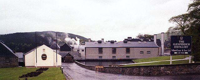 Destilaria Glenffidich , Dufftown , Speyside , Escócia - Richard Harvey