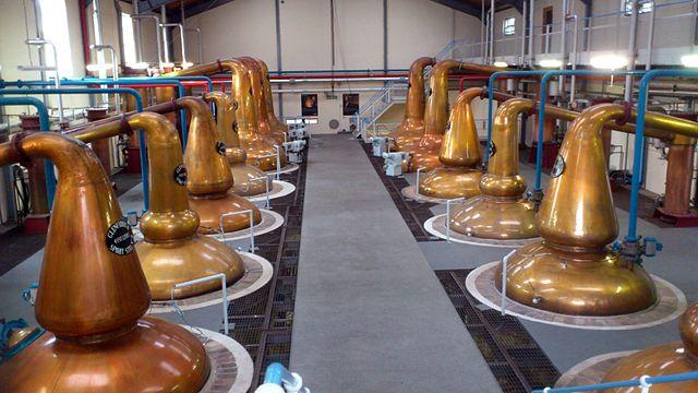 Destilaria Glenfiddich - Wikimedia