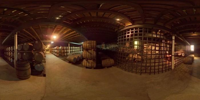 Destilaria - interior