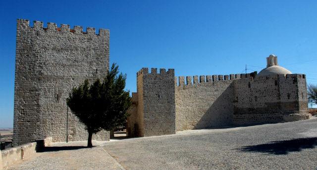 Castelo de Elvas - Foto Associação de Turismo Militar Português