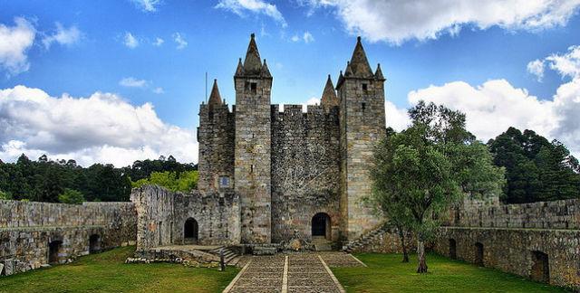 Castelo deTomar - Foto Portugal de Norte a Sul