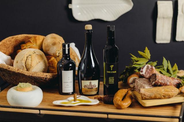 Vinhos e petiscos da Torre de Palma