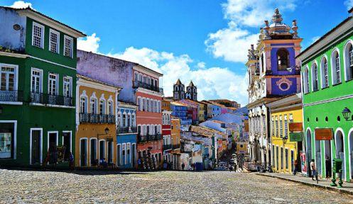 Pelourinho -Wallpaper - Brasil - Salvador