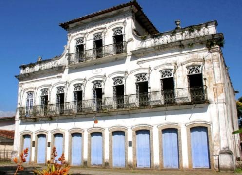 Casarão do Porto. Foto Fundart