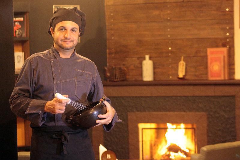 Chef Maurício Gabrieli Neto1 - Divulgação