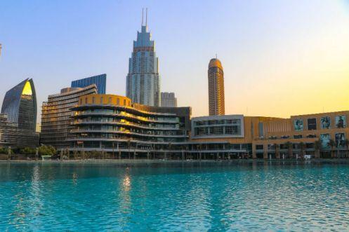 Dubai Foto Sunil Oommen