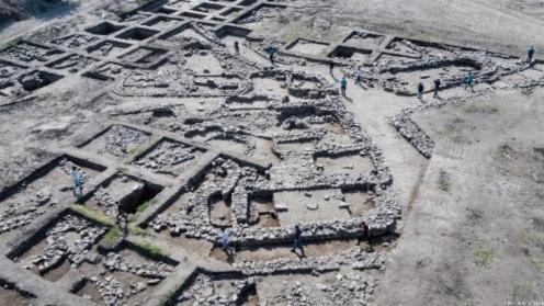 Foto por Assaf Peretz Israel Antiquities Authority