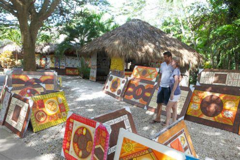 Artesanato na rua - Ministério de Turismo da República Dominicana (1)