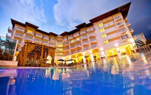 Hotel - Fachada