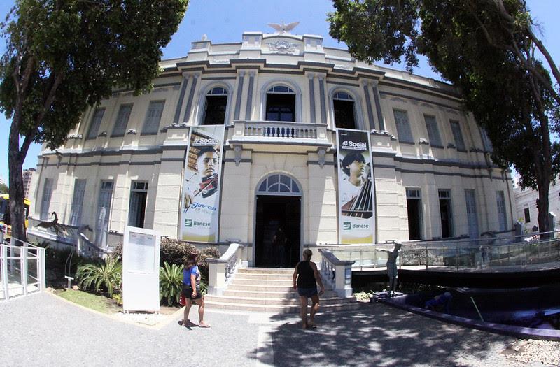 Museu da Gente Sergipana - foto por Cleverton Ribeiro MTur