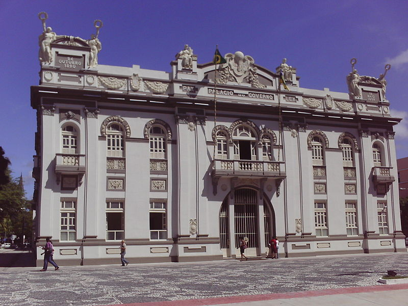 Palácio Olímpio Campos, Centro - Foto Douglas Leoni