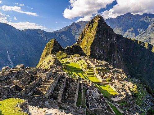 Machu Picchu - Peru Foto Zielonamapa Wikimedia