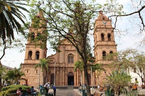 Catedral de Santa Cruz de la Sierra, Bolivia Foto AriomPardo Wikimedia