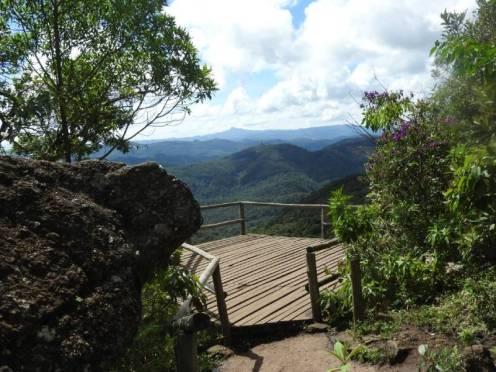 Mirante na vertente da Trilha Pedra Redonda em Monte Verde Foto TriAdvisore