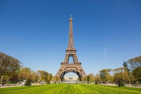 Torre Eiffel Foto Viator
